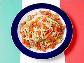 日南トマト®の冷製パスタ